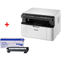Brother DCP-1610W + 1 x Toner Noir TN-1050
