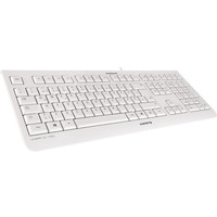 Cherry KC 1000 - Blanc (AZERTY)