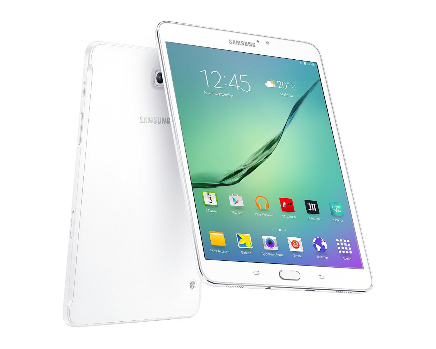 samsung galaxy tab s2 ve 9 7 39 39 32 go 4g blanc achat pas cher avis. Black Bedroom Furniture Sets. Home Design Ideas