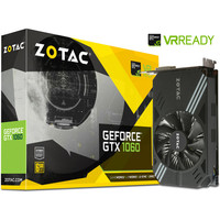Zotac GeForce GTX 1060, 6 Go