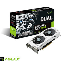 Asus GeForce GTX 1060 DUAL, 6 Go