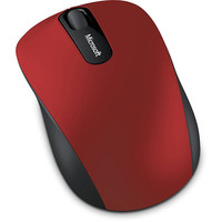 Microsoft Bluetooth Mobile Mouse 3600, Rouge