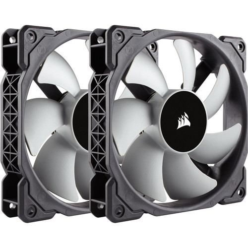 Corsair ML120 Twin Pack, 120 mm (Pack de 2)