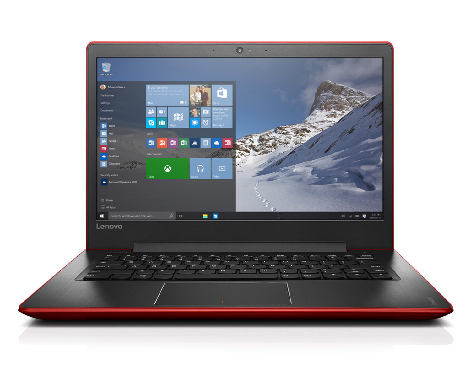lenovo lenovo ideapad 510s 14isk rouge ordinateur por ordinateurpascher. Black Bedroom Furniture Sets. Home Design Ideas