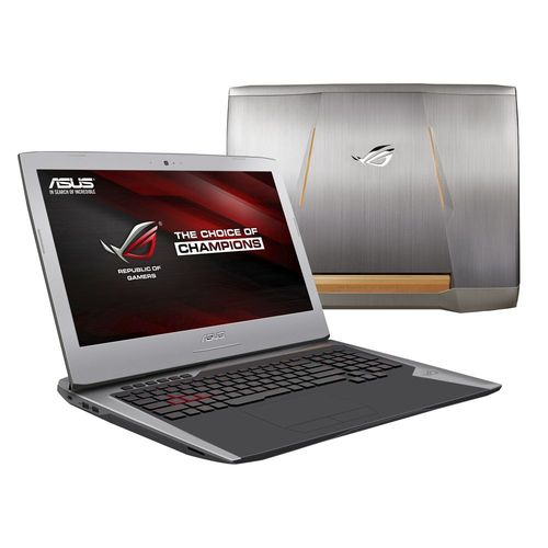 "Asus ROG G752VS-GC122T, 17.3"" Full HD"