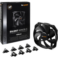 Be Quiet ! Silent Wings 3, 120 mm