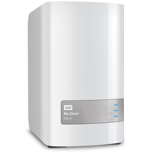 Western Digital My Cloud Mirror, 4 To
