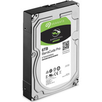 Seagate BarraCuda Pro, 6 To