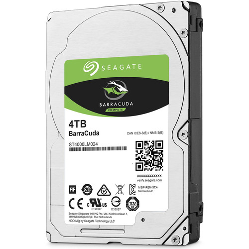 Seagate BarraCuda, 4 To