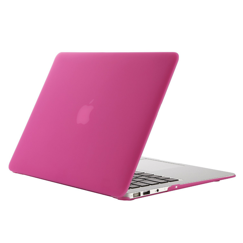 we coque de protection macbook air 13 3 39 39 rose top achat. Black Bedroom Furniture Sets. Home Design Ideas