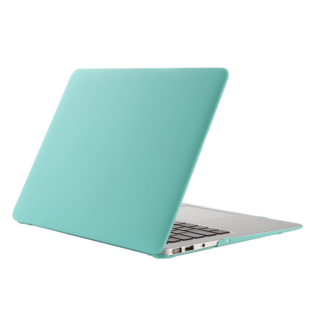 we coque de protection macbook pro 13 3 39 39 turquoise top achat. Black Bedroom Furniture Sets. Home Design Ideas