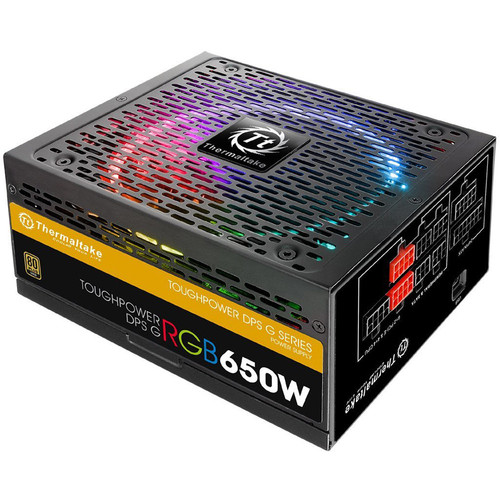 Thermaltake Toughpower DPS G RGB, 650W
