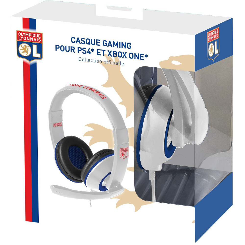 subsonic casque gaming ol ps4 xbox one achat pas. Black Bedroom Furniture Sets. Home Design Ideas