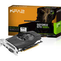 KFA2 GeForce GTX 1050 Ti OC, 4 Go