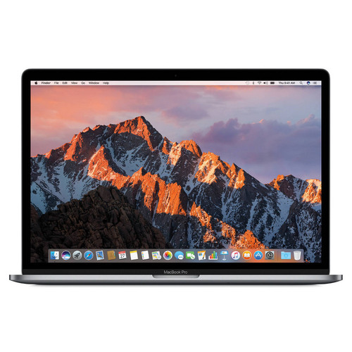 Apple MacBook Pro 13 256 Go Gris sidéral (2016)