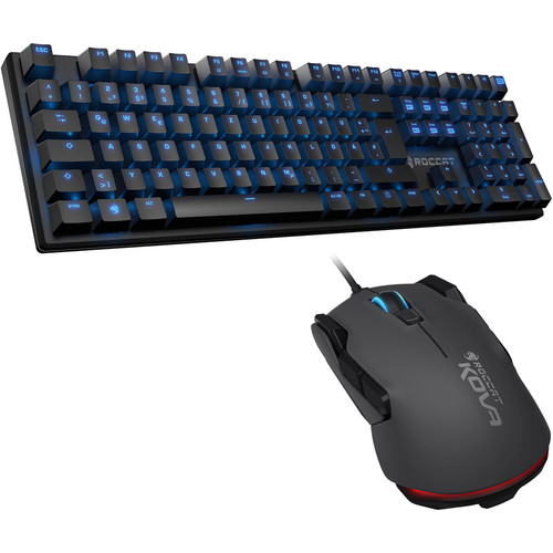 Roccat, Suora (TTC Brown) (AZERTY) + Kova