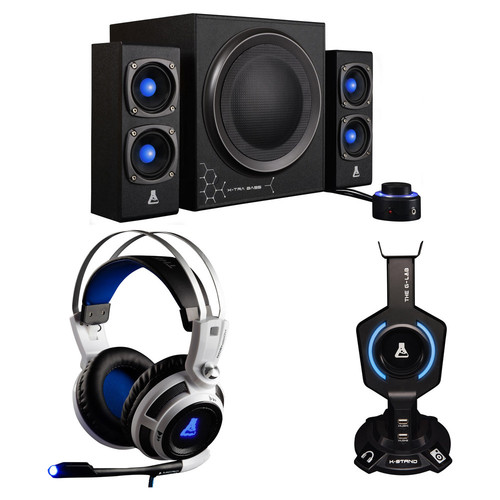 Pack audio The G-Lab, KLUB#300 + KORP#200 + K#STAND
