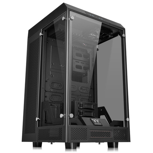 Thermaltake The Tower 900, Noir