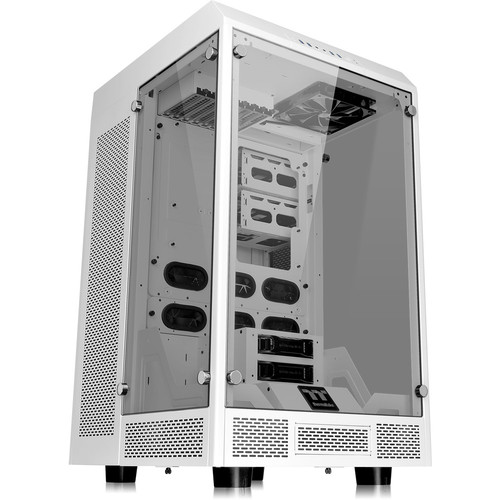 Thermaltake The Tower 900 Snow Edition, Blanc