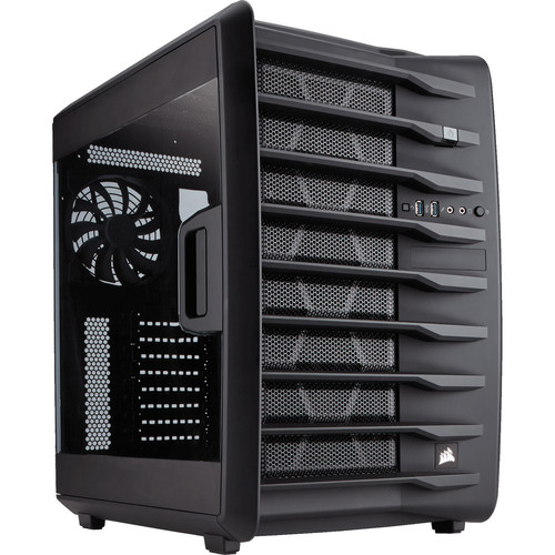 Corsair Carbide Air 740, Noir