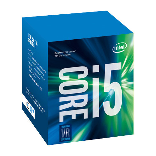 Intel Core i5-7400 (3.0 GHz)
