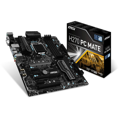 MSI H270 PC MATE