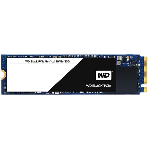 Western Digital WD Black SSD, 256 Go, M.2 (Type 2280)