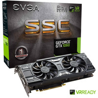 EVGA GeForce GTX 1060 SSC GAMING ACX 3.0, 6 Go