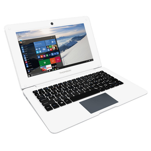 Thomson Notebook Windows (THBK2-10.32CTW) Blanc