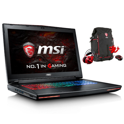 MSI GT72VR-6RE-273XFR Dominator Pro + Pack d'accessoires MSI