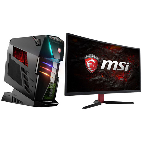MSI Aegis Ti3 (VR7RE SLI-010) + MSI Optix G27C
