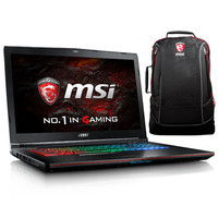 MSI GE72VR 6RF-092XFR Apache Pro + MSI Hecate Gaming Backpack