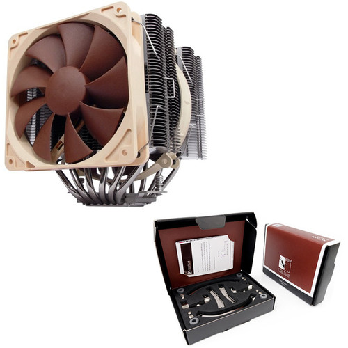 Noctua NH-D14 + Kit de fixation AM4