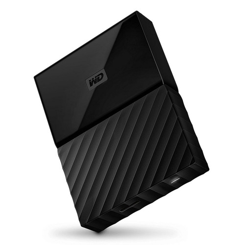 Western Digital My Passport, 1 To, Noir