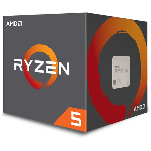 AMD Ryzen 5 1400 (3.2 GHz)