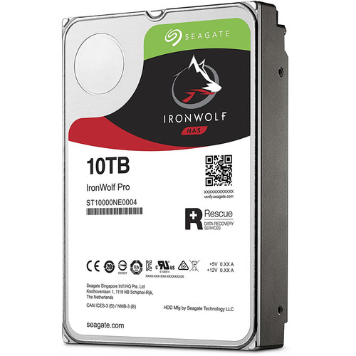 Seagate IronWolf Pro, 10 To