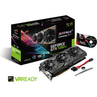 Asus GeForce GTX 1080 Ti ROG STRIX OC, 11 Go