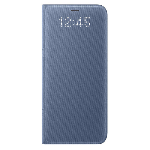 Samsung Led View Cover pour Galaxy S8 Bleu