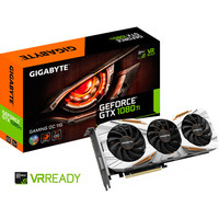 Gigabyte GeForce GTX 1080 Ti Gaming OC, 11 Go
