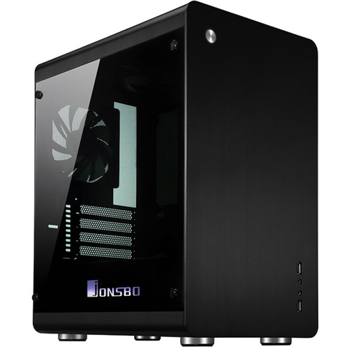 Cooltek Jonsbo RM3 Window, Noir