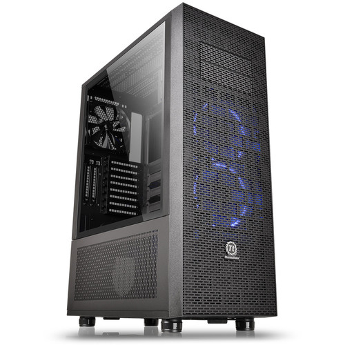 Thermaltake Core X71 Tempered Glass