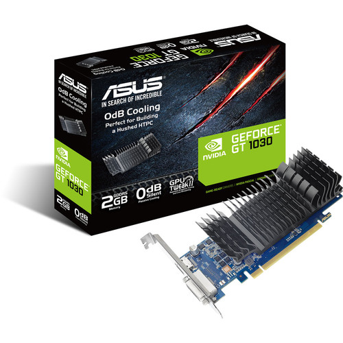 Asus GeForce GT 1030 SL-2G-BRK