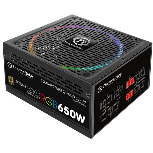 Thermaltake Toughpower Grand RGB, 650W