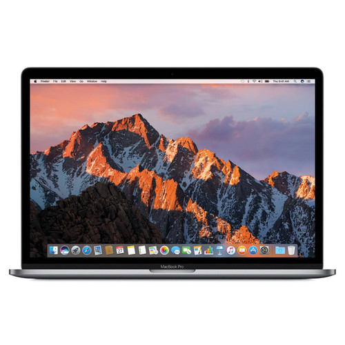 Apple MacBook Pro 13 256 Go Gris sidéral (2017)