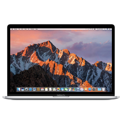 Apple MacBook Pro 13 128 Go Argent (2017)