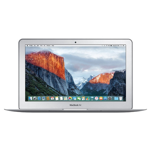 Apple MacBook Air 13'' 128 Go Silver (2017)