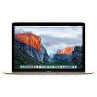 Apple MacBook 12'' 256 Go Or (2017)