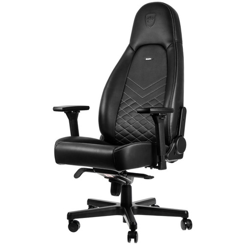 Noblechairs Icon - Noir / Blanc