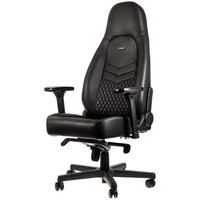 Noblechairs Icon Leather - Noir