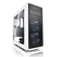 Fractal Design Focus G Window, Blanc